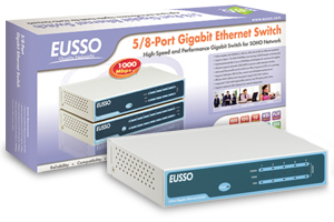 Gigabit Network Speed on High Speed And Performance Gigabit Switch For Soho Network