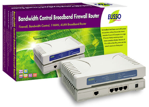 P:  Broadband / DSL / WAN router EUSSO 1400-BC